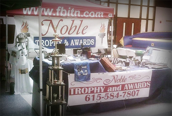 Noble Trophy and Award